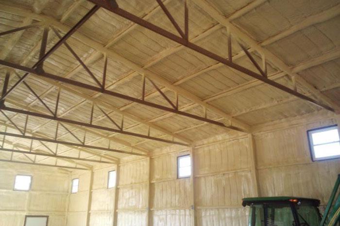 Spray Foam Cj S Insulation Llc